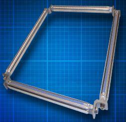 Diamond Chase Roller Frame